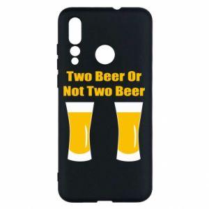 Huawei Nova 4 Case Two beers or not two beers
