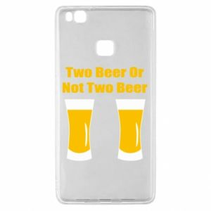 Huawei P9 Lite Case Two beers or not two beers