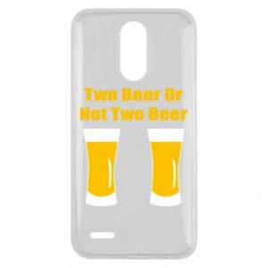 Lg K10 2017 Case Two beers or not two beers
