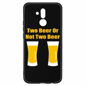 Huawei Mate 20Lite Case Two beers or not two beers