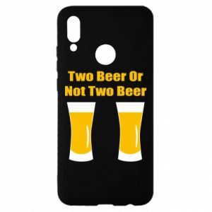 Huawei P Smart 2019 Case Two beers or not two beers