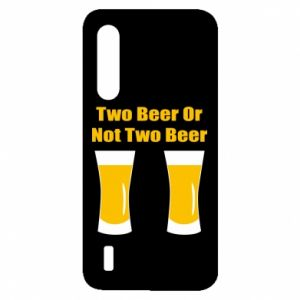 Xiaomi Mi9 Lite Case Two beers or not two beers