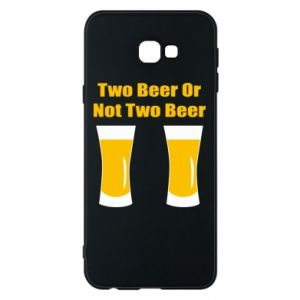 Etui na Samsung J4 Plus 2018 Two beers or not two beers - PrintSalon