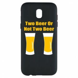 Etui na Samsung J5 2017 Two beers or not two beers