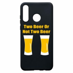 Huawei P30 Lite Case Two beers or not two beers