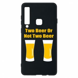 Etui na Samsung A9 2018 Two beers or not two beers - PrintSalon
