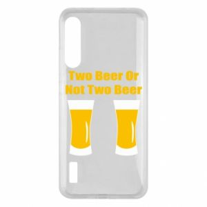 Xiaomi Mi A3 Case Two beers or not two beers