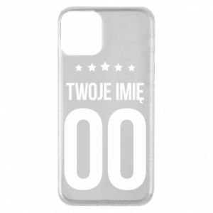 Phone case for iPhone 11 Your name