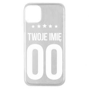 Phone case for iPhone 11 Pro Your name