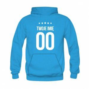 Kid's hoodie Your name