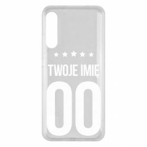Xiaomi Mi A3 Case Your name