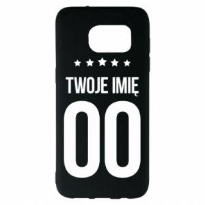 Samsung S7 EDGE Case Your name