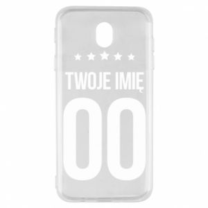 Samsung J7 2017 Case Your name