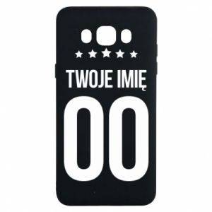 Samsung J7 2016 Case Your name