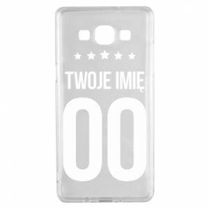 Samsung A5 2015 Case Your name