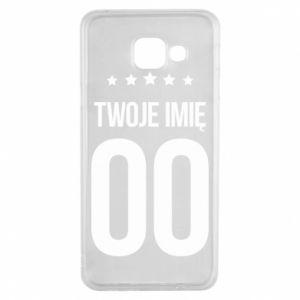 Samsung A3 2016 Case Your name