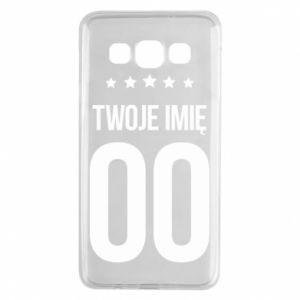 Samsung A3 2015 Case Your name