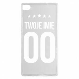 Huawei P8 Case Your name