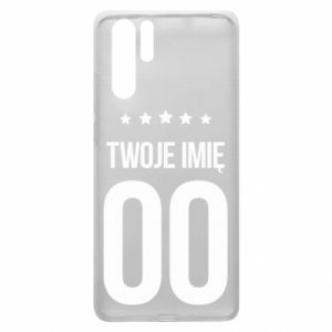 Huawei P30 Pro Case Your name