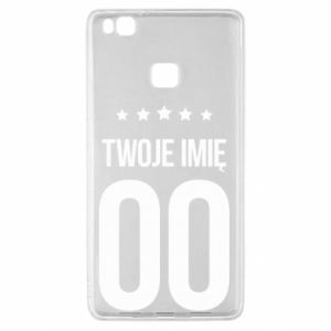 Huawei P9 Lite Case Your name