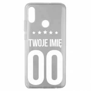 Huawei Honor 10 Lite Case Your name