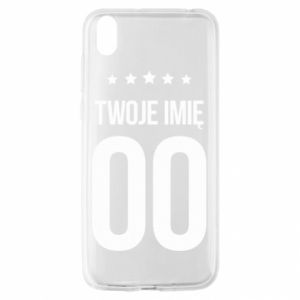 Huawei Y5 2019 Case Your name