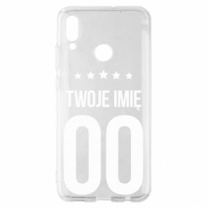 Huawei P Smart 2019 Case Your name