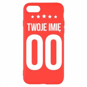 iPhone SE 2020 Case Your name