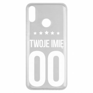 Huawei Y9 2019 Case Your name