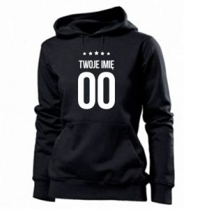Women's hoodies Your name