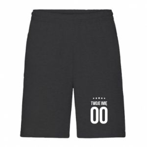 Men's shorts Your name