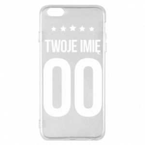 Phone case for iPhone 6 Plus/6S Plus Your name