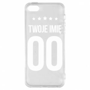 Phone case for iPhone 5/5S/SE Your name