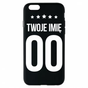 Phone case for iPhone 6/6S Your name