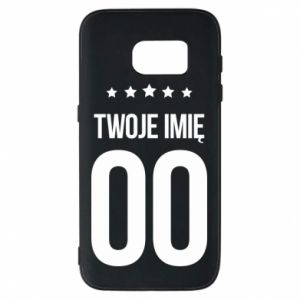 Phone case for Samsung S7 Your name