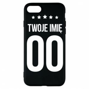 Phone case for iPhone 8 Your name