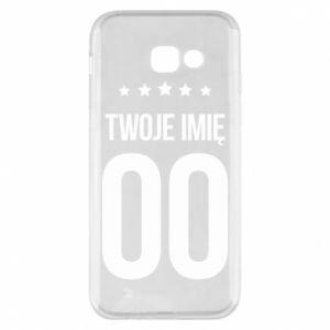 Samsung A5 2017 Case Your name