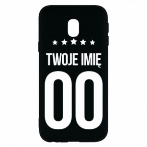 Phone case for Samsung J3 2017 Your name