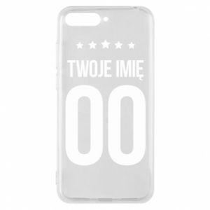 Phone case for Huawei Y6 2018 Your name