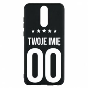 Phone case for Huawei Mate 10 Lite Your name