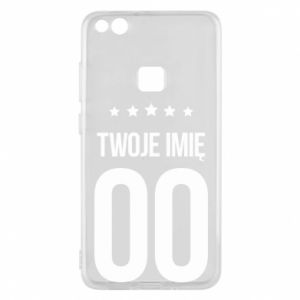 Huawei P10 Lite Case Your name
