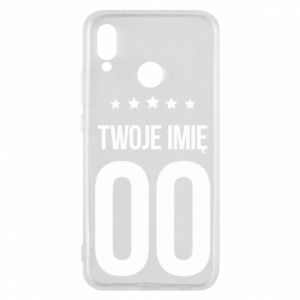Huawei P20 Lite Case Your name