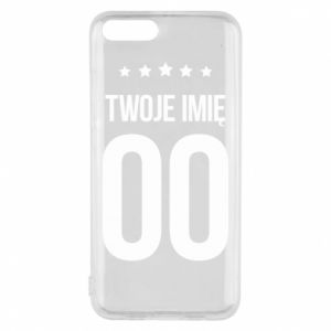 Phone case for Xiaomi Mi6 Your name