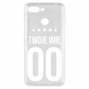 Phone case for Xiaomi Redmi 6 Your name