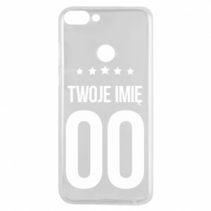 Phone case for Huawei P Smart Your name