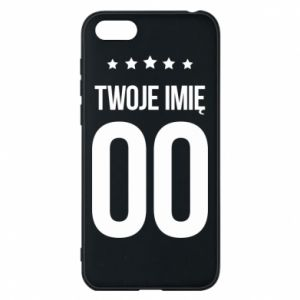 Huawei Y5 2018 Case Your name