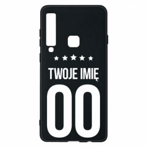 Phone case for Samsung A9 2018 Your name