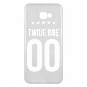 Phone case for Samsung J4 Plus 2018 Your name