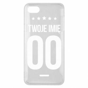 Xiaomi Redmi 6A Case Your name