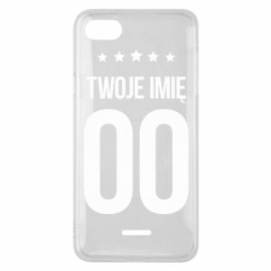 Phone case for Xiaomi Redmi 6A Your name